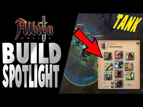 Albion Online - Pvp - Best Arena - Build Dps - YouTube