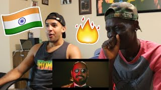 AMERICANS FIRST REACTION TO INDIAN RAP 🔥 | EMIWAY - FREEVERSE FEAST (Daawat)