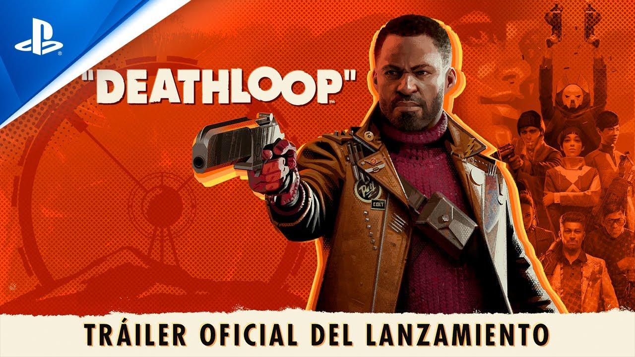 Deathloop - Tráiler de LANZAMIENTO PS5 en ESPAÑOL | PlayStation España