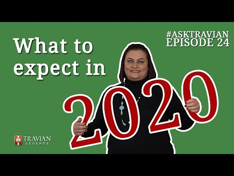 Ask Travian #24 ~ Unboxing Our Plans For 2020