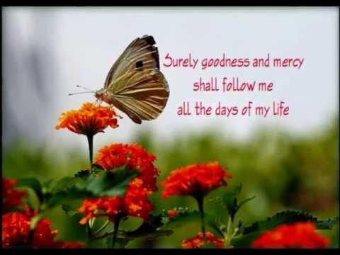 Psalms 23 Kjv Bible Verse Youtube