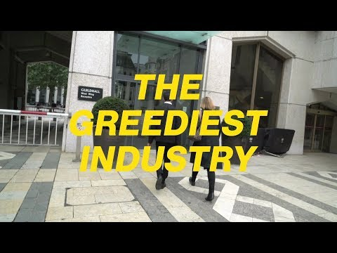 Watch Peng! activists impersonating greedy Big Pharma