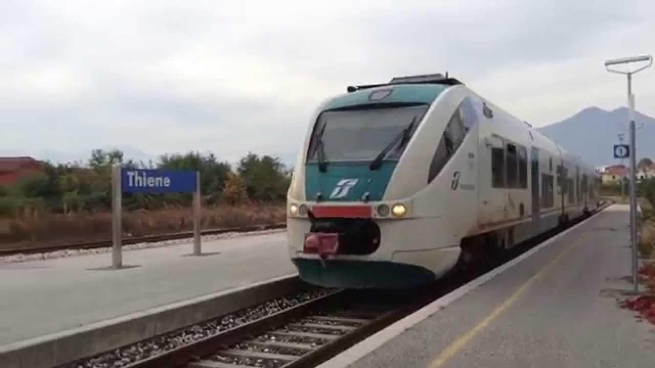 Thiene stazione di thiene video completo youtube - Orari treni milano torino porta nuova ...