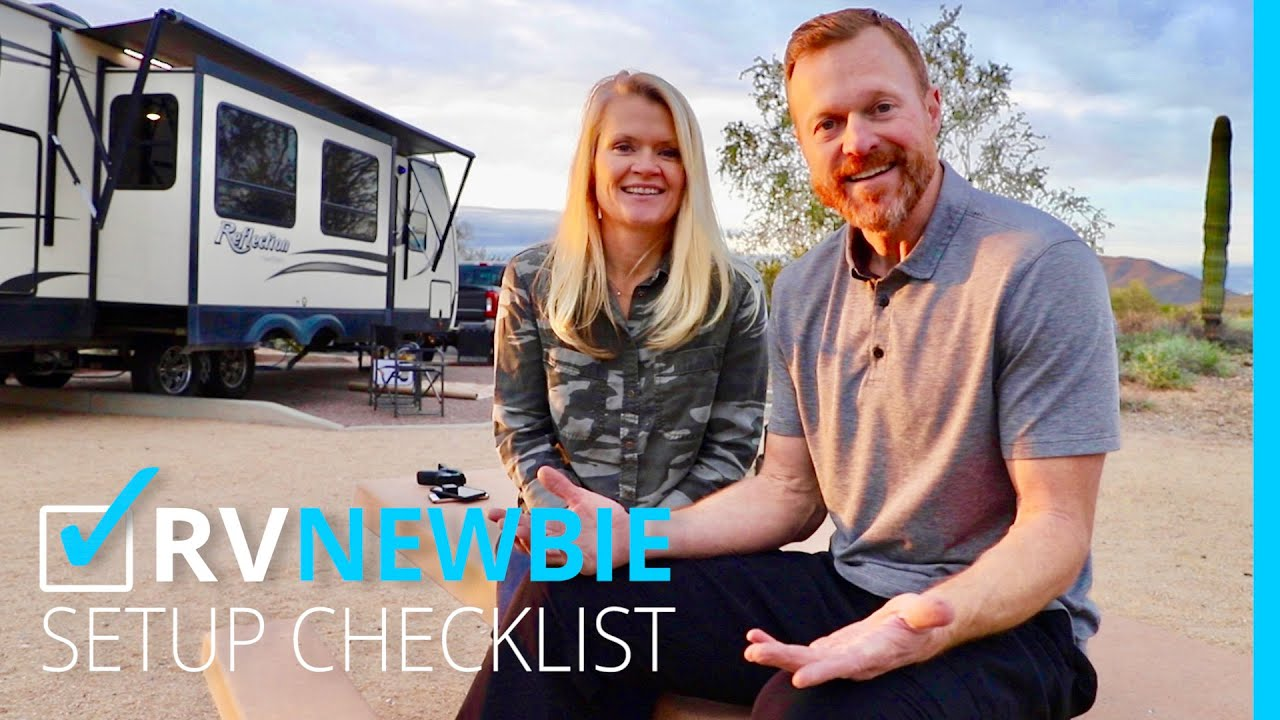photograph regarding Printable Rv Setup Checklist identified as RV Starter: Set up Listing - Retain Your Daydream