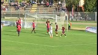 Serie D Girone D Aquila Montevarchi-Lentigione 1-1