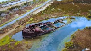 South Australian Excelsior SHIPWRECK (4K Drone Footage)