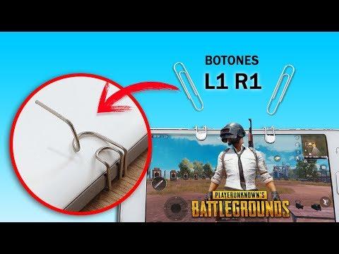 HAZ los BOTONES L1 y R1 MÁS FÁCILES del MUNDO!!! - PARTE #5 | Pablo Inventos