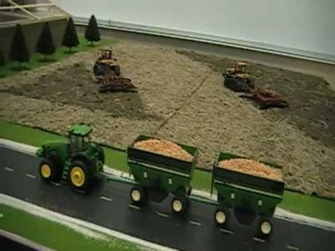 1 64 farm display youtube for 1 64 farm layouts