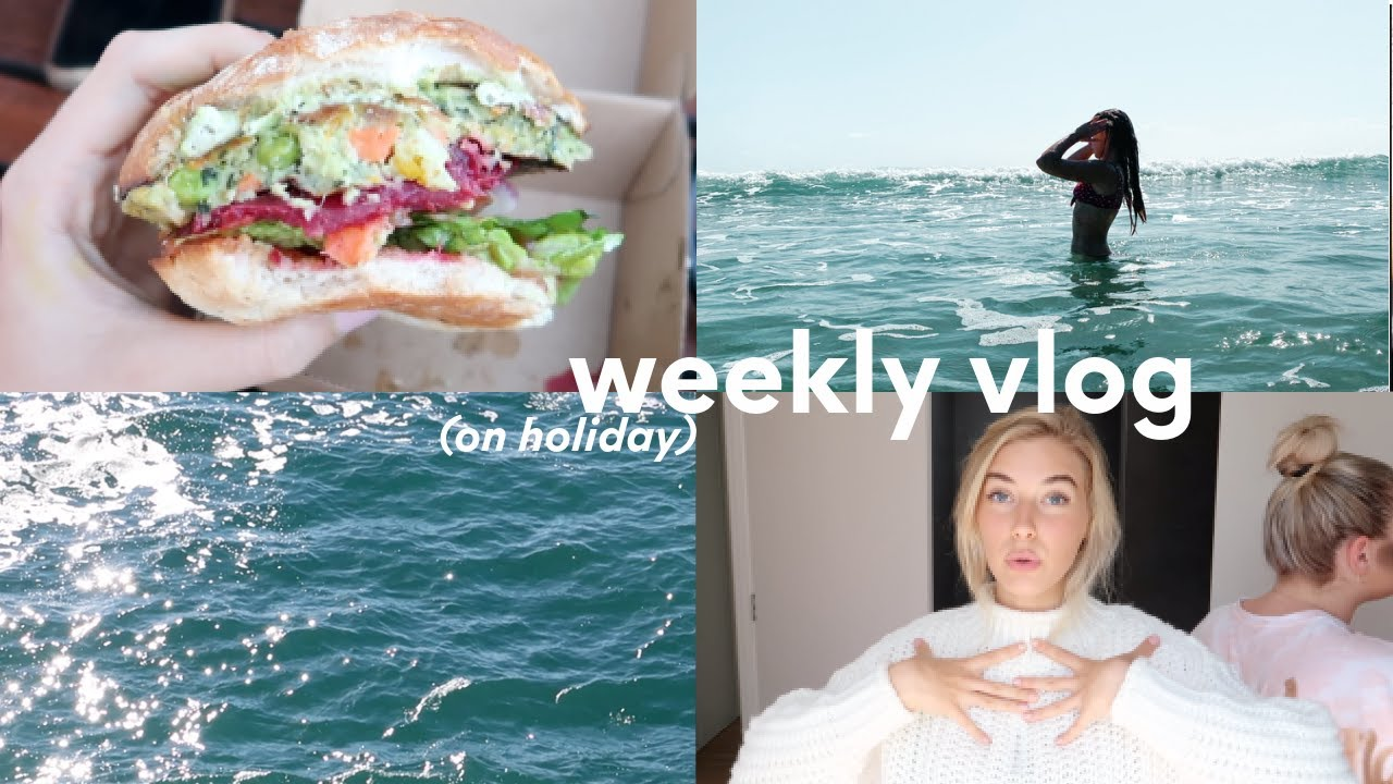 [HOLIDAY VLOG] what i eat, friends, car shopping & getting my brows done