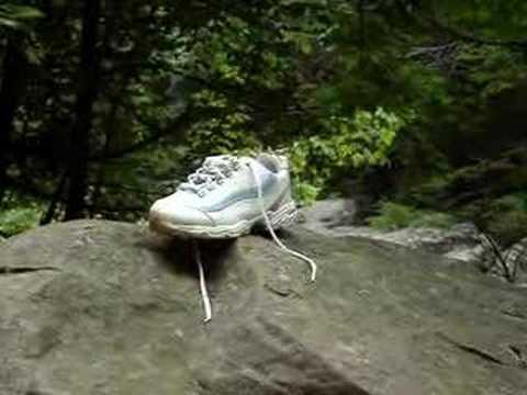 Hike Shoe Found