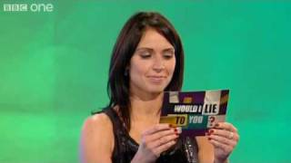 Would I Lie To You? - Christine Bleakley Highlight - Series 3 Episode 5 - BBC One