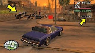 Более 15 лет Rockstar скрывали от нас эту Миссию в GTA San Andreas...