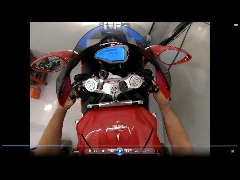 PDMP - S1000RR  +200CV  e MV Agusta a 326 km/h no dino!!!