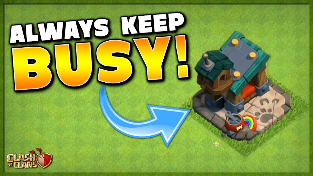 ALWAYS KEEP THE PET HOUSE BUSY!!