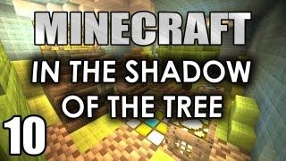"Minecraft - ""In The Shadow Of The Tree"" Part 10: Stairs"