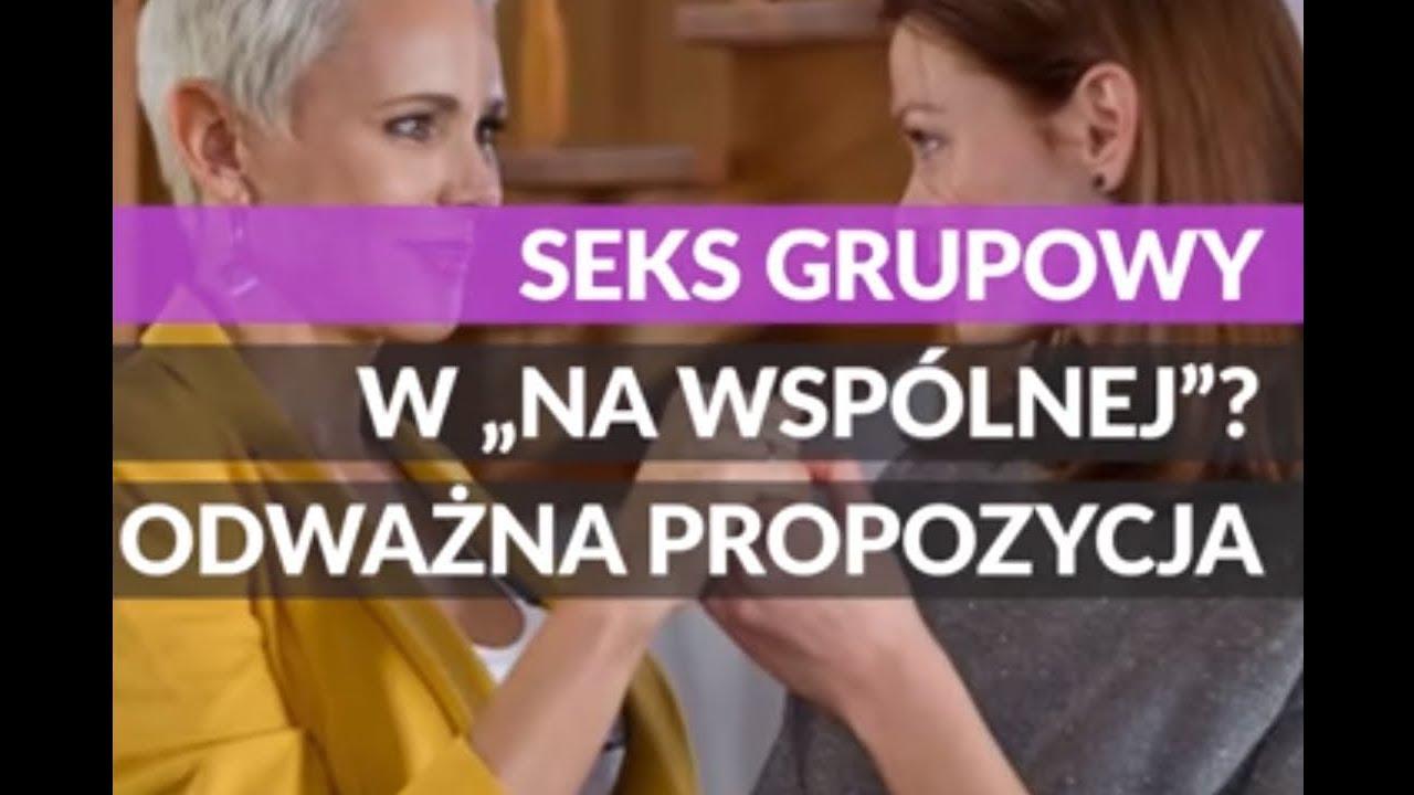 Seks grupowy seks