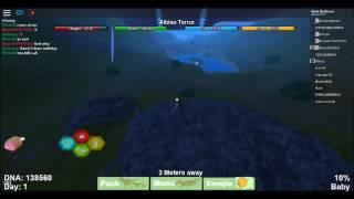 Roblox Dinosaur Simulator: Hacker Fling people out of map