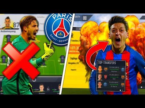 trapp-muss-gehen!??-😱---Özil-beim-fc-barcelona!!-🔥🔥-|-fifa-17:-psg-karrieremodus-#05