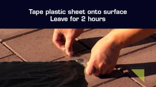 How to seal and protect pavers with wet look paving sealer