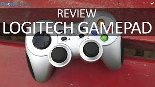 logitech F710 Wireless Gamepad Review - Game Controller for Android, Tablet and PC