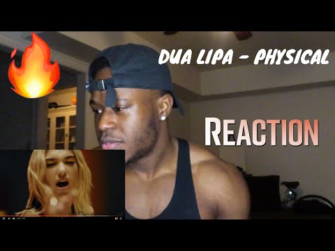 Wow... Dua Lipa - Physical (Official Video) [REACTION!!]