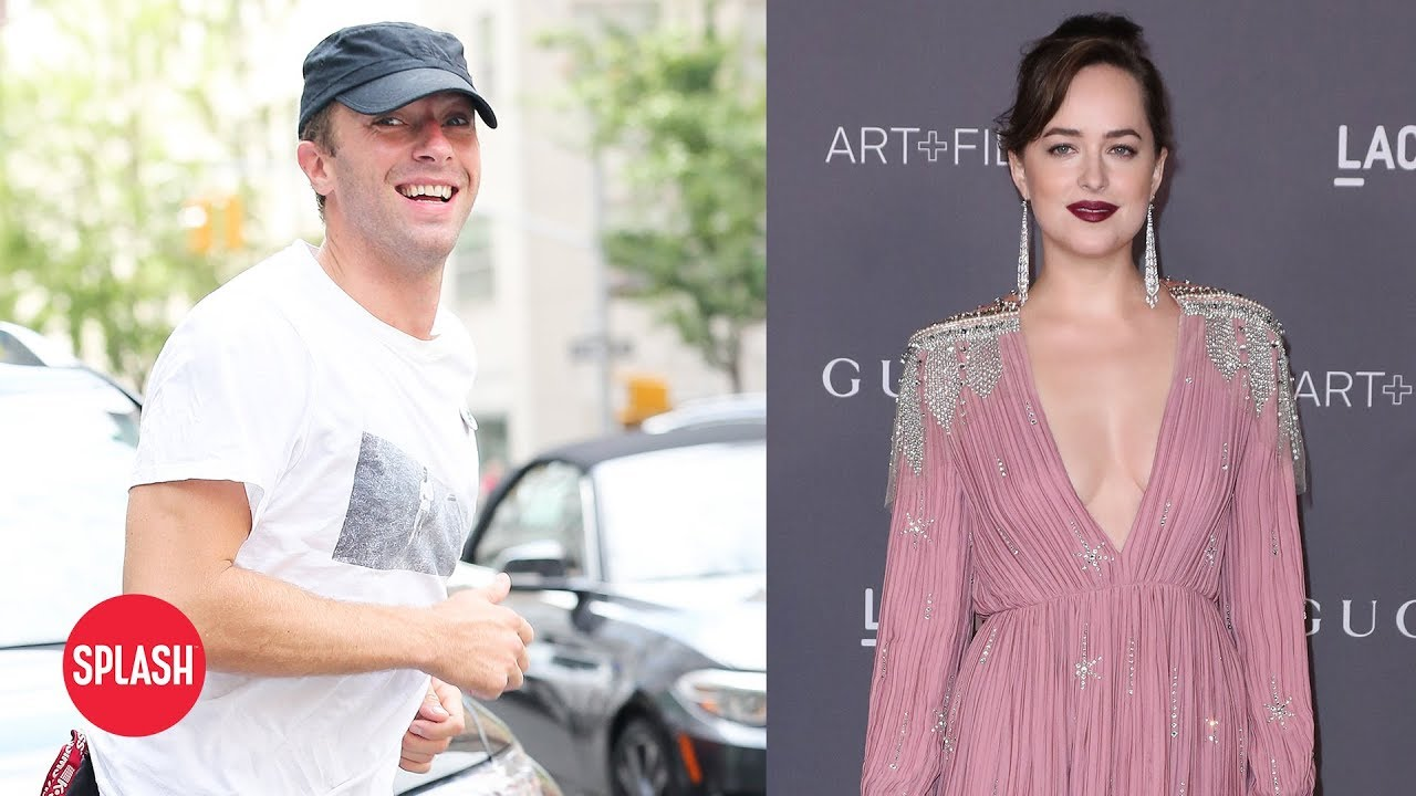 Chris Martin is Dating Dakota Johnson! | Daily Celebrity ...