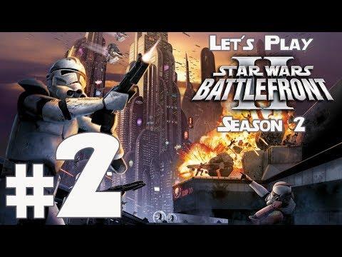 Let's Play Star Wars Battlefront 2 (2005) Season 2 Ep. 2 thumbnail