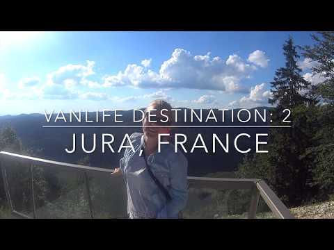 Travelling Jura Region France | Vanlife | Campervan | Backpacking Like A Boss