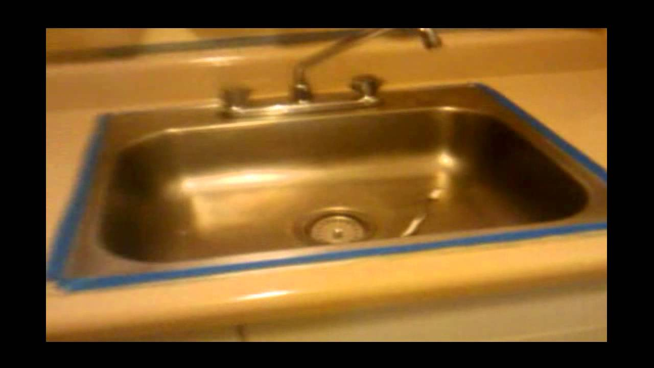 How to inexpensively resurface kitchen countertop youtube how to inexpensively resurface kitchen countertop solutioingenieria Image collections