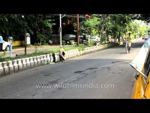 Streets of Salt Lake- Kolkata