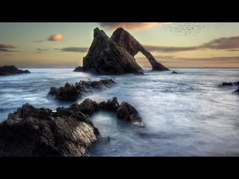 Bow Fiddle Rock Behind the Scenes - Shutter Discovery Photography
