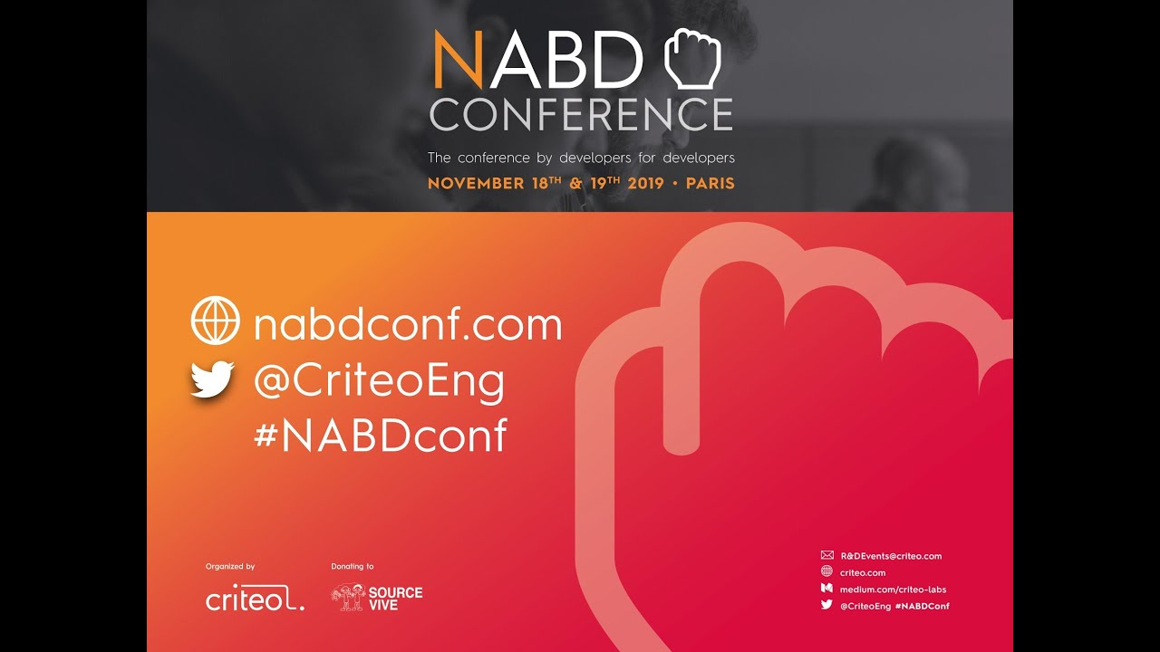 NABD Conf 2019 - Highlight