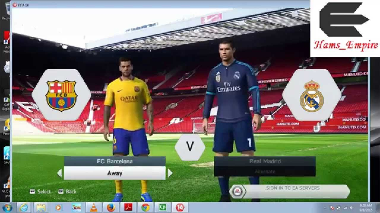 Fifa 16 Kits And Squads All On Fifa 14
