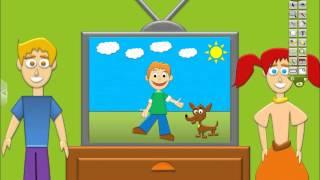 Урок по английскому языку для интерактивной доски