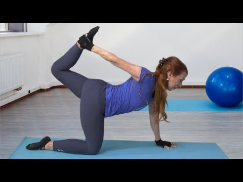 Christian Exercise, Heavenly Core Work Prevents Back Pain