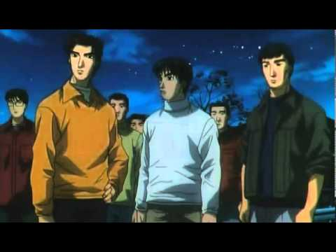 Initial D   3rd stage FR   Film part 7