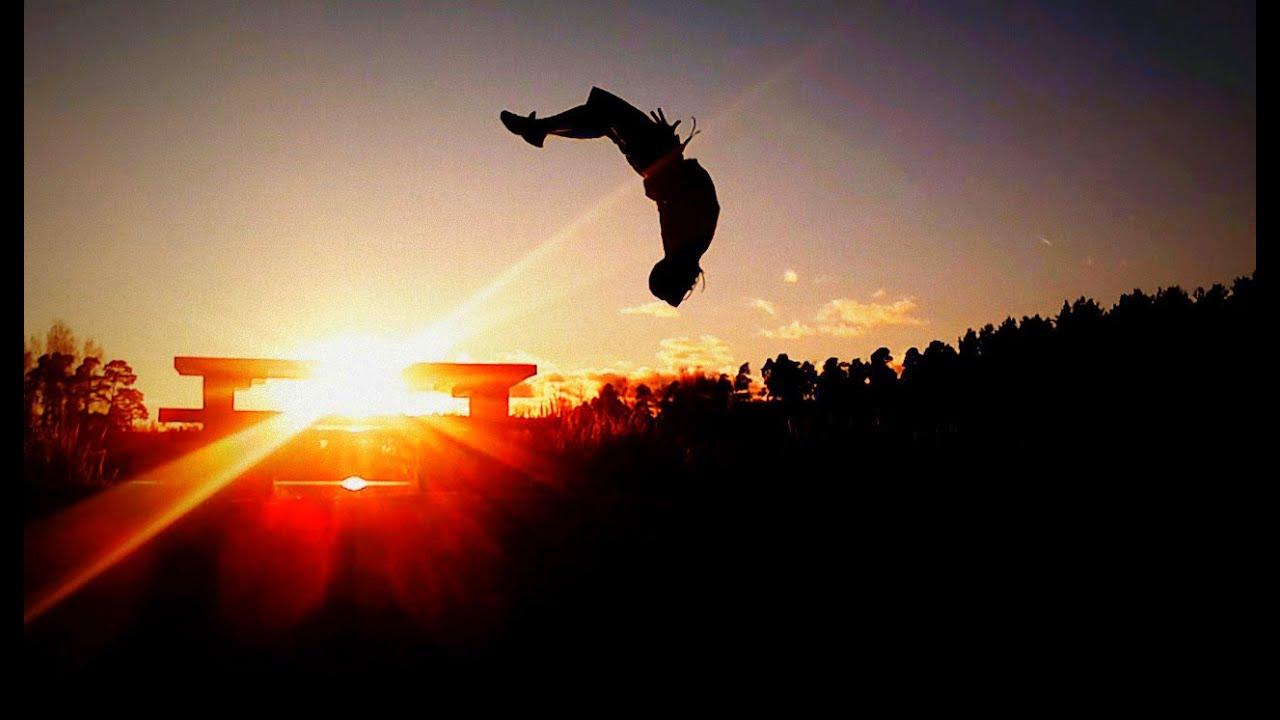 Free Running Flip FREERUNNING & PARK...
