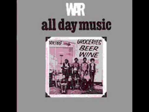 War  Slippin Into Darkness  All Day Music, November, 1971
