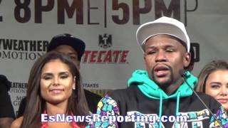 Floyd Mayweather Compilation Video: Epic Quotes!!! - Esnews Boxing