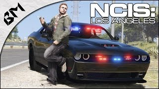 GTA 5 - LSPDFR - NCIS Los Angeles - POURSUITE CONTRE UN BLINDÉ - Patrouille 33