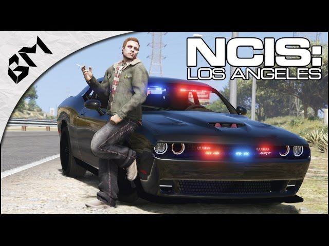 GTA 5 - LSPDFR - NCIS Los Angeles - POURSUITE CONTRE UN BLINDÉ - Patrouille 33
