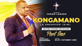 Gambar cover Mwaka Wa Kuvuka - Part 1 (Kongamano La Ebenezer, KIM)