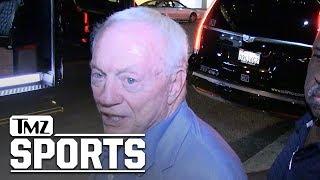 Jerry Jones Is 'So Proud' of Dak Prescott For Anthem Stand | TMZ Sports