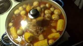 Lowcountry Chicken Stew