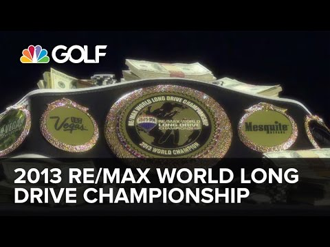 RE/MAX World Long Drive Championship 2013