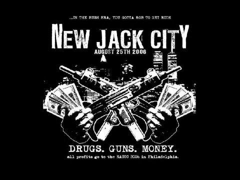 Posta Boy, Shells, Grafh, Cassidy & J Hood- New Jack City
