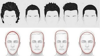 Choose The Best Hairstyle For Your Face Shape For Men : Hairstyle According To Face Shape For Men