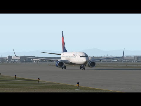 Minneapolis/St Paul Intl to New York La Guardia - Boeing 737-800 Delta Airlines