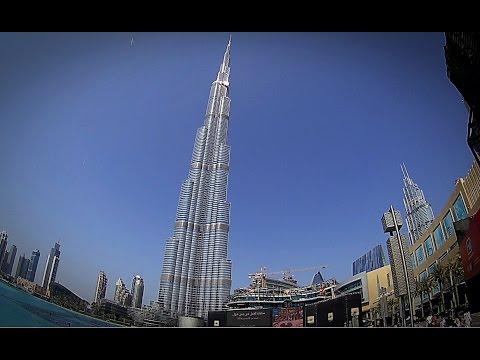 DUBAI MALL BURJ KHALIFA United Arab Emirates