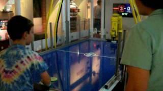 The Airhockey Bot